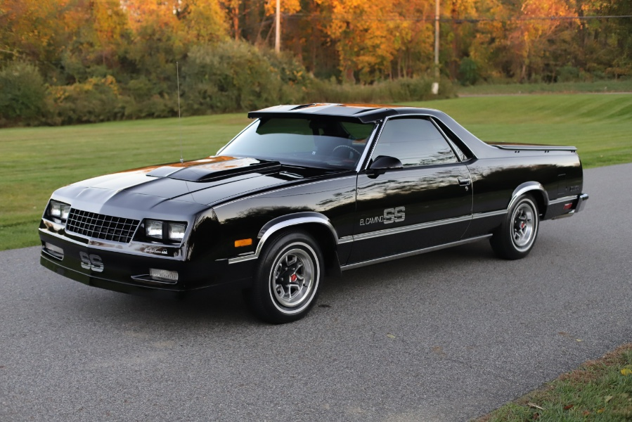 Used 1986 Chevrolet El Camino in North Salem, New York | Meccanic Shop North Inc. North Salem, New York