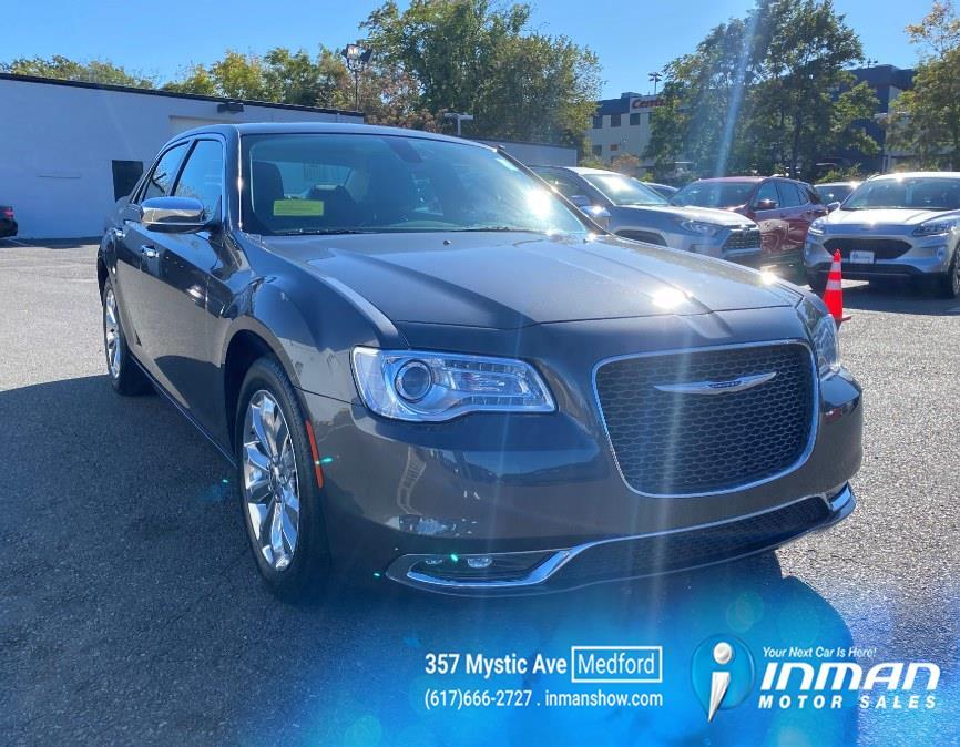 Used Chrysler 300 Limited AWD 2019   Inman Motors Sales. Medford, Massachusetts