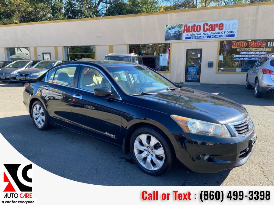 Used 2008 Honda Accord Sdn in Vernon , Connecticut | Auto Care Motors. Vernon , Connecticut
