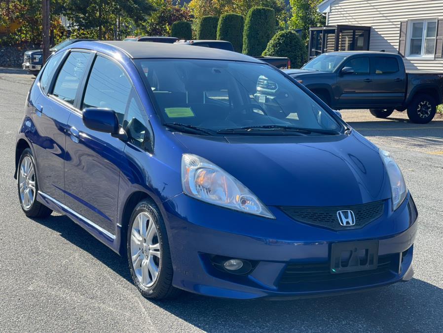 Used 2009 Honda Fit in Ashland , Massachusetts | New Beginning Auto Service Inc . Ashland , Massachusetts