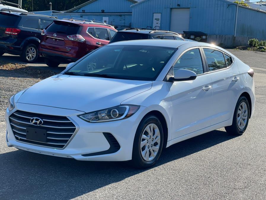 Used 2017 Hyundai Elantra in Ashland , Massachusetts   New Beginning Auto Service Inc . Ashland , Massachusetts