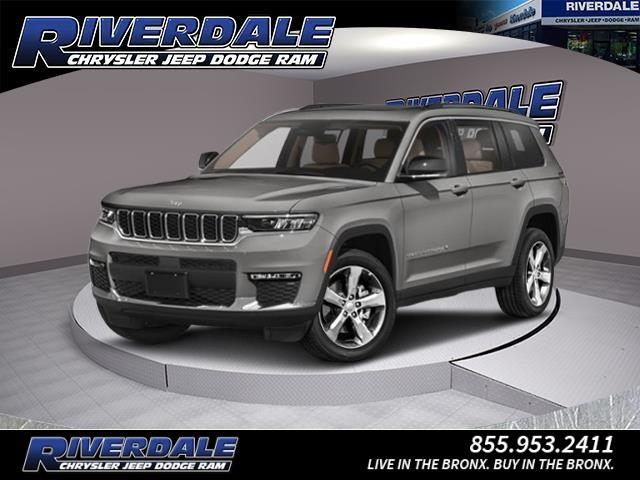 Used Jeep Grand Cherokee l Limited 2021 | Eastchester Motor Cars. Bronx, New York