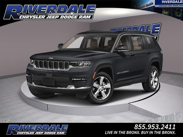 Used Jeep Grand Cherokee l Limited 2021   Eastchester Motor Cars. Bronx, New York