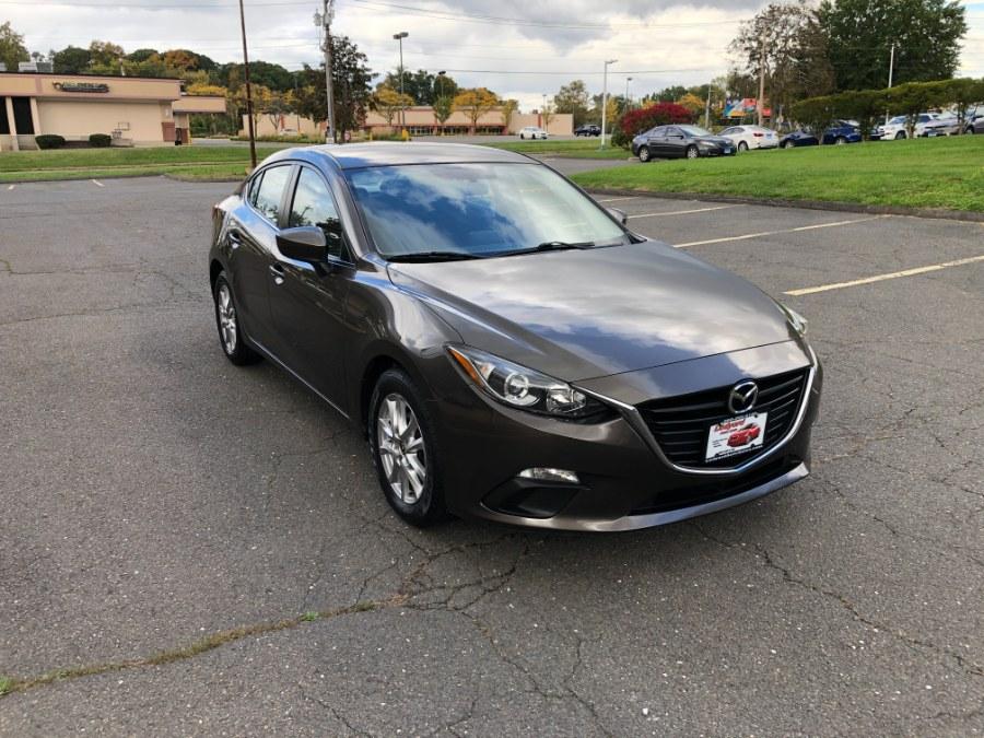 Used Mazda Mazda3 4dr Sdn Auto i Sport 2016 | Ledyard Auto Sale LLC. Hartford , Connecticut