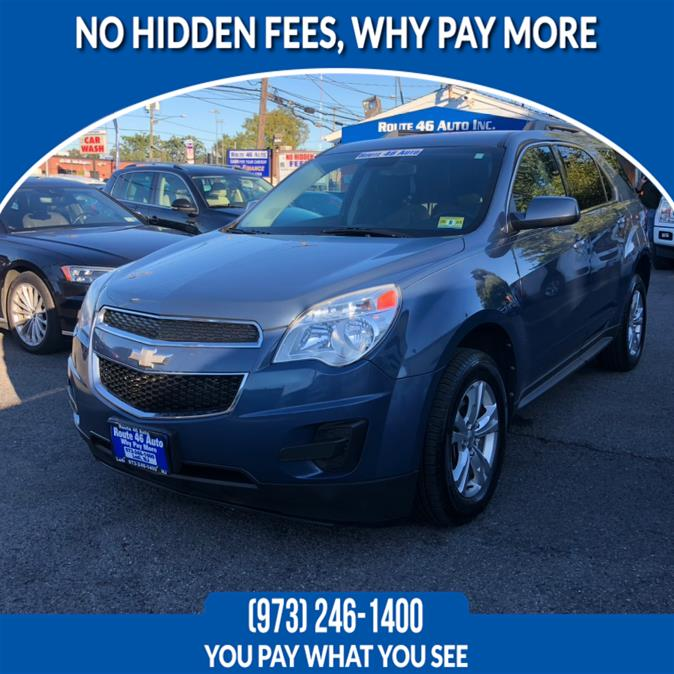 Used 2012 Chevrolet Equinox in Lodi, New Jersey | Route 46 Auto Sales Inc. Lodi, New Jersey