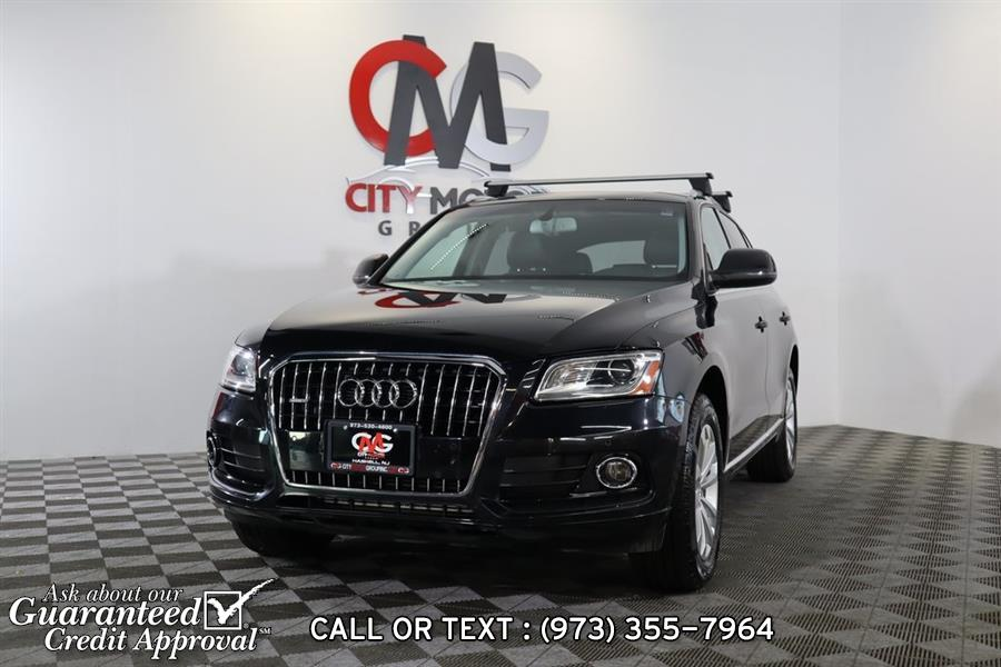 Used Audi Q5 2.0T Premium Plus 2014 | City Motor Group Inc.. Haskell, New Jersey