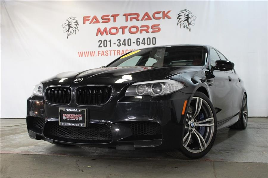 Used BMW M5  2013   Fast Track Motors. Paterson, New Jersey