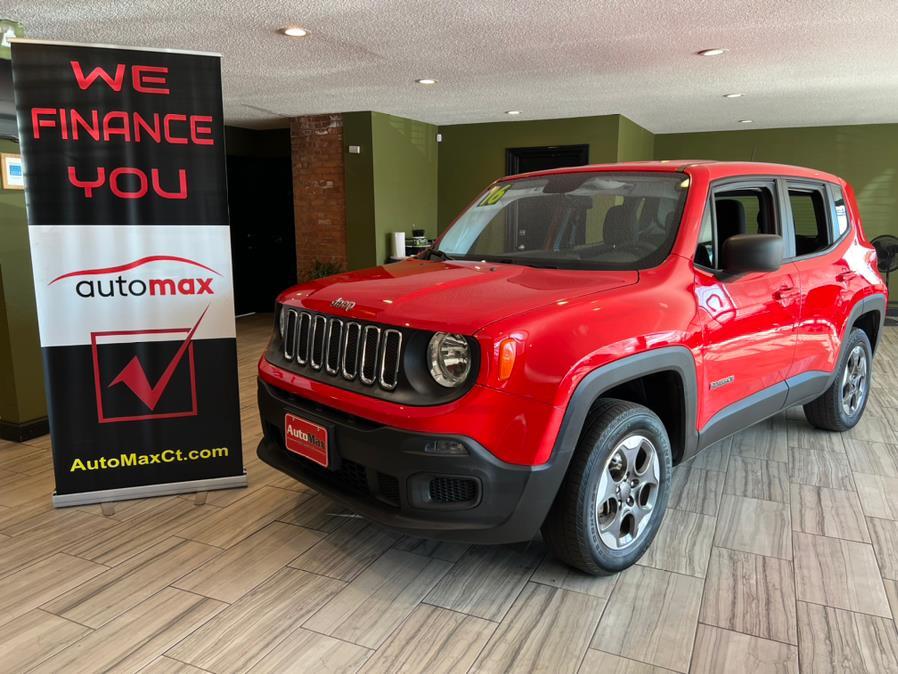 Used 2016 Jeep Renegade in West Hartford, Connecticut | AutoMax. West Hartford, Connecticut