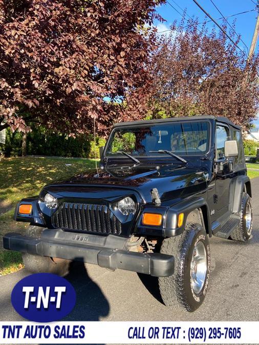 Used 2002 Jeep Wrangler in Bronx, New York   TNT Auto Sales USA inc. Bronx, New York
