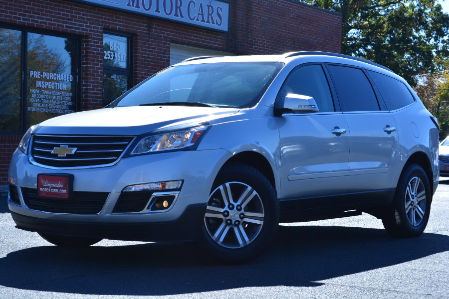 Used 2015 Chevrolet Traverse in ENFIELD, Connecticut | Longmeadow Motor Cars. ENFIELD, Connecticut