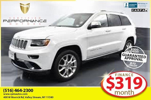 Used Jeep Grand Cherokee Limited 2016 | Certified Performance Motors. Valley Stream, New York