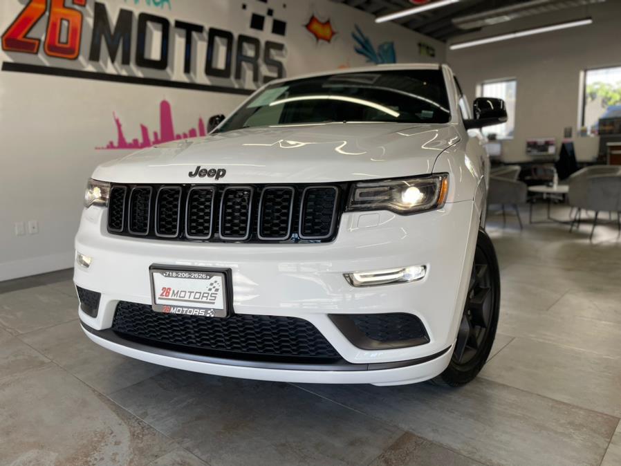 Used Jeep Grand Cherokee Limited X Limited 4x4 2019 | Jamaica 26 Motors. Hollis, New York