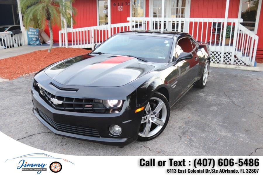 Used Chevrolet Camaro 2dr Cpe 2SS 2012 | Jimmy Motor Car Company Inc. Orlando, Florida