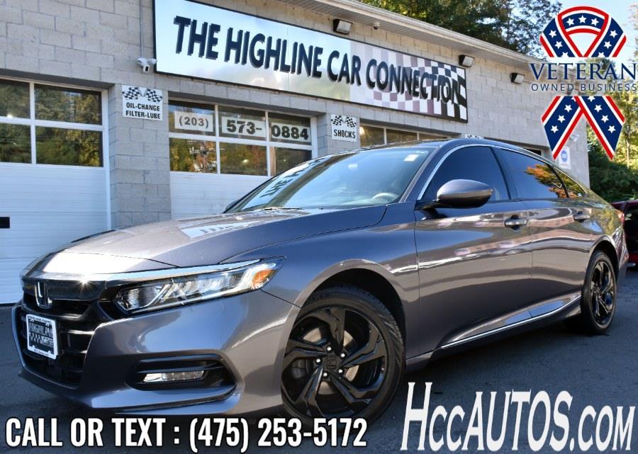 Used Honda Accord Sedan EX 1.5T CVT 2020 | Highline Car Connection. Waterbury, Connecticut