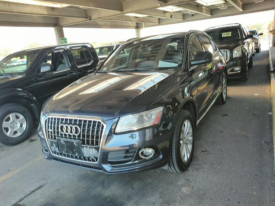 Used 2014 Audi Q5 in Brooklyn, New York | Atlantic Used Car Sales. Brooklyn, New York