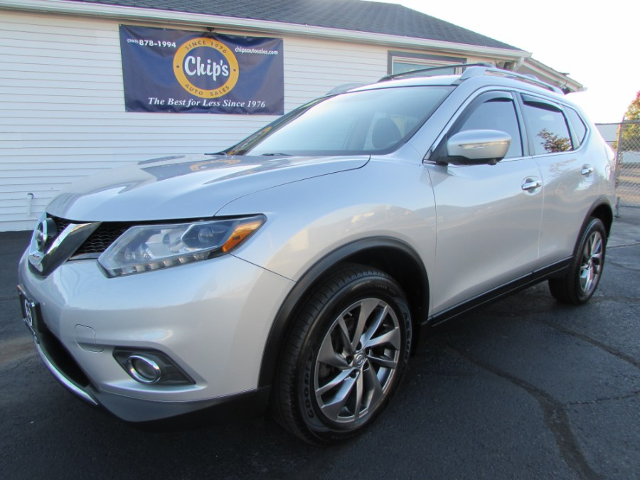 Used 2015 Nissan Rogue in Milford, Connecticut | Chip's Auto Sales Inc. Milford, Connecticut