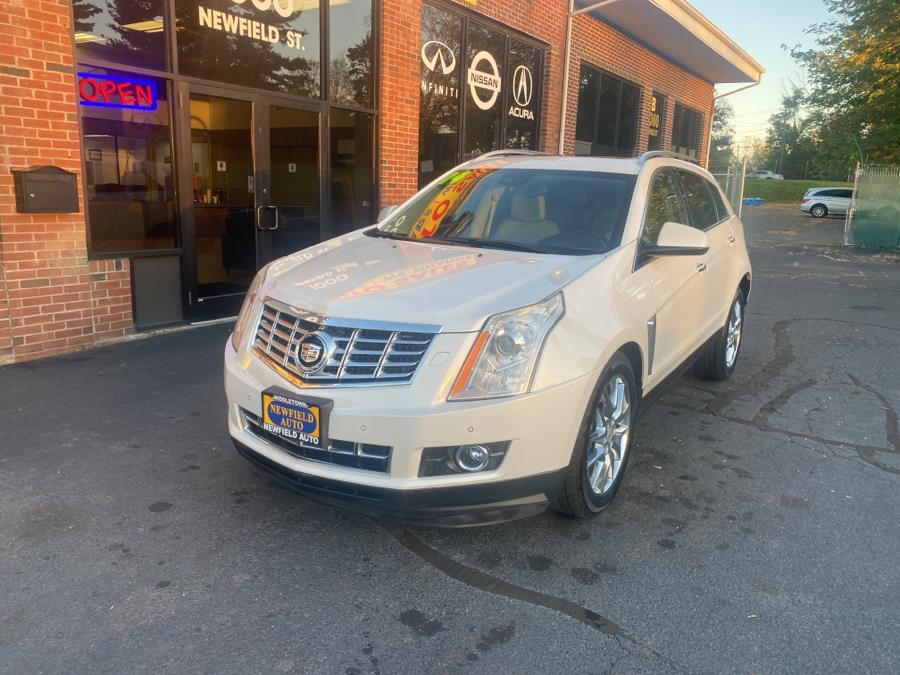 Used 2014 Cadillac SRX in Middletown, Connecticut   Newfield Auto Sales. Middletown, Connecticut