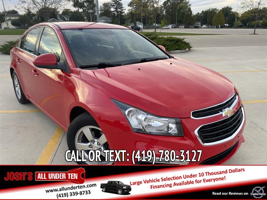 Used 2015 Chevrolet Cruze in Elida, Ohio | Josh's All Under Ten LLC. Elida, Ohio