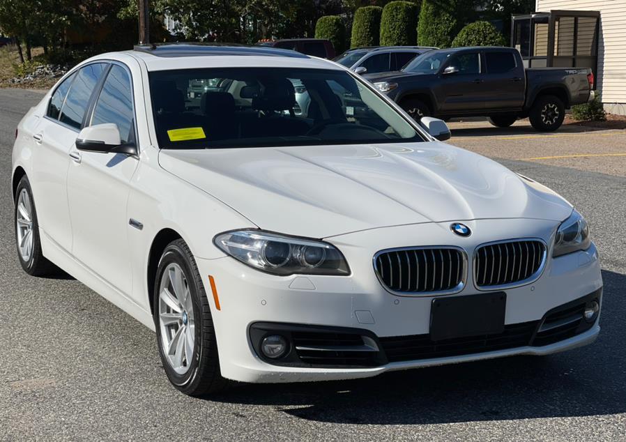 Used 2015 BMW 5 Series in Ashland , Massachusetts   New Beginning Auto Service Inc . Ashland , Massachusetts