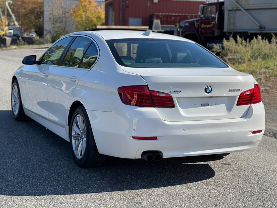 Used BMW 5 Series 4dr Sdn 528i xDrive AWD 2015   New Beginning Auto Service Inc . Ashland , Massachusetts
