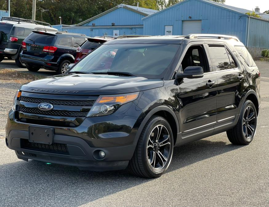 Used 2015 Ford Explorer in Ashland , Massachusetts   New Beginning Auto Service Inc . Ashland , Massachusetts