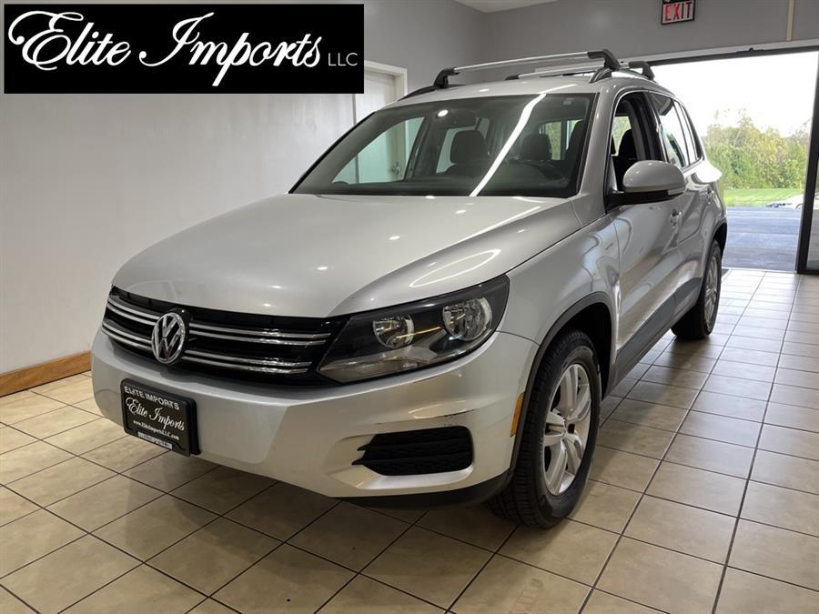 Used Volkswagen Tiguan  2015 | Elite Imports LLC. West Chester, Ohio