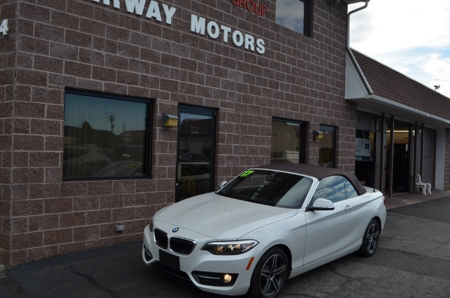 Used 2017 BMW 2 Series in Bridgeport, Connecticut | Airway Motors. Bridgeport, Connecticut