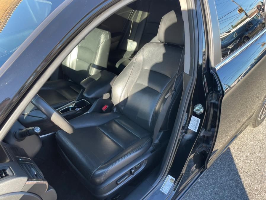 2016 Honda Accord Sedan 4dr I4 CVT EX-L, available for sale in Brooklyn, NY