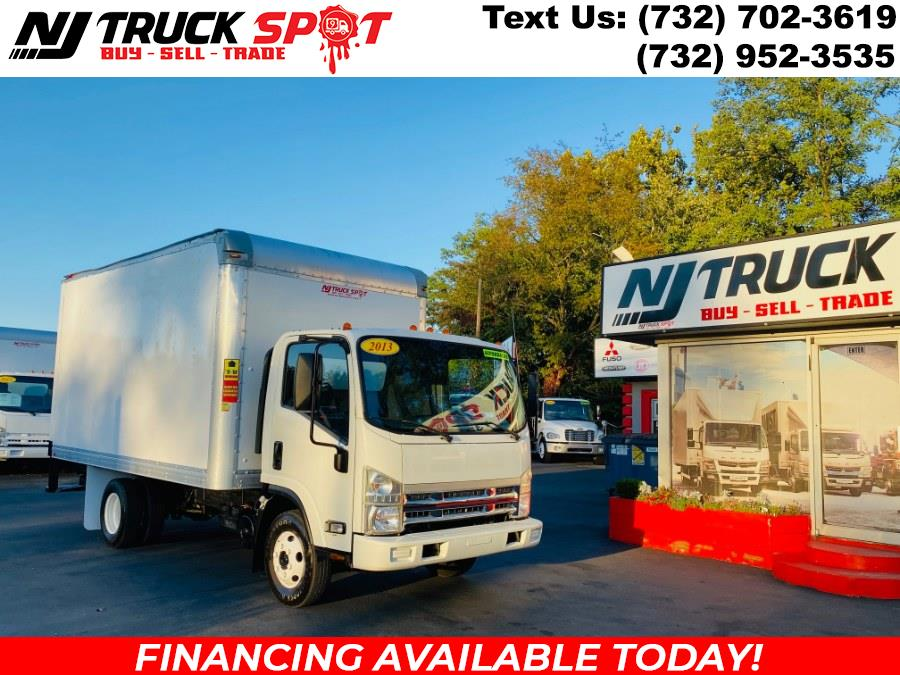 Used 2013 Isuzu NPR GAS REG in South Amboy, New Jersey | NJ Truck Spot. South Amboy, New Jersey