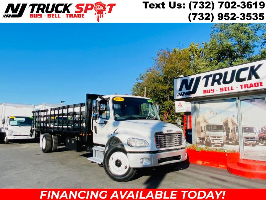 Used 2014 FREIGHTLINER M2 106 in South Amboy, New Jersey | NJ Truck Spot. South Amboy, New Jersey