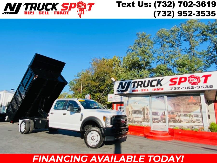 Used 2019 Ford Super Duty F-450 DRW in South Amboy, New Jersey | NJ Truck Spot. South Amboy, New Jersey