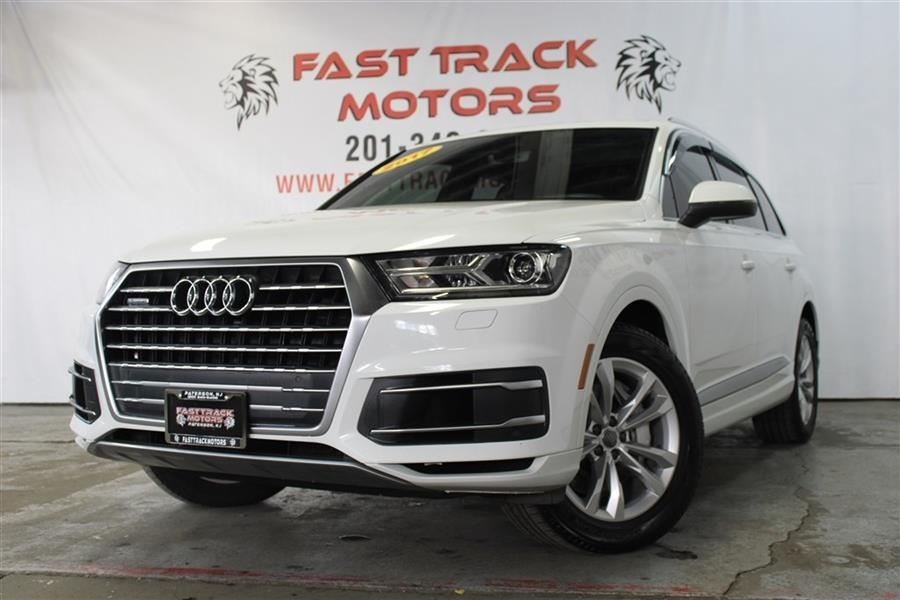 Used Audi Q7 PREMIUM 2017 | Fast Track Motors. Paterson, New Jersey