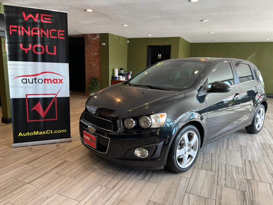 Used 2014 Chevrolet Sonic in West Hartford, Connecticut | AutoMax. West Hartford, Connecticut