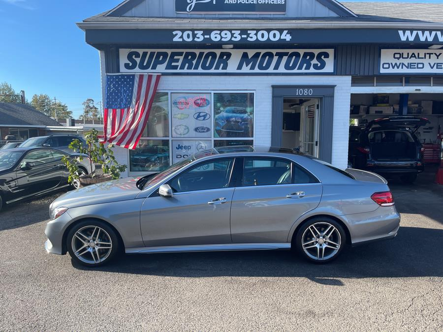 Used 2014 Mercedes-Benz E-Class in Milford, Connecticut   Superior Motors LLC. Milford, Connecticut