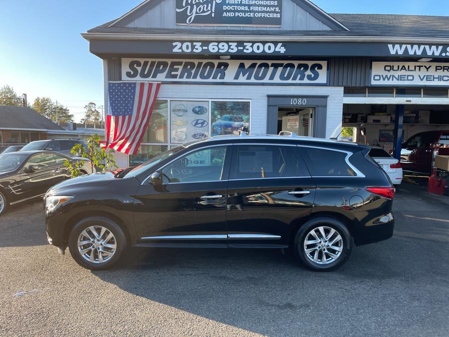 Used 2014 INFINITI QX60 in Milford, Connecticut   Superior Motors LLC. Milford, Connecticut