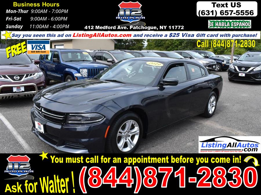 Used 2019 Dodge Charger in Patchogue, New York   www.ListingAllAutos.com. Patchogue, New York