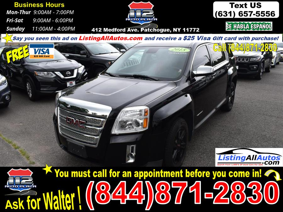 Used 2015 GMC Terrain in Patchogue, New York   www.ListingAllAutos.com. Patchogue, New York
