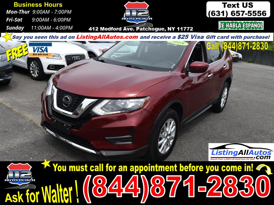 Used 2018 Nissan Rogue in Patchogue, New York   www.ListingAllAutos.com. Patchogue, New York