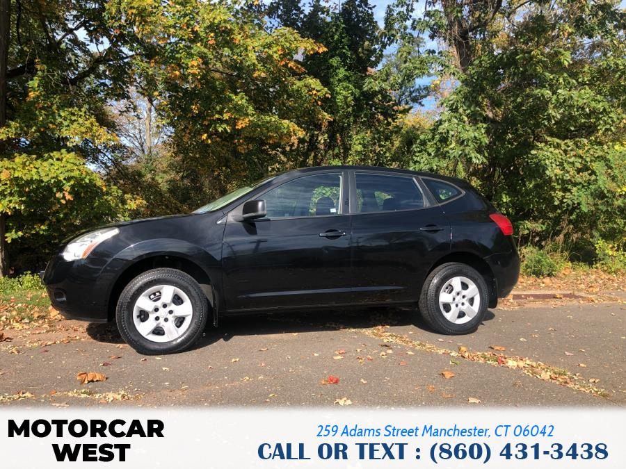 Used Nissan Rogue AWD 4dr S 2009   Motorcar West. Manchester, Connecticut