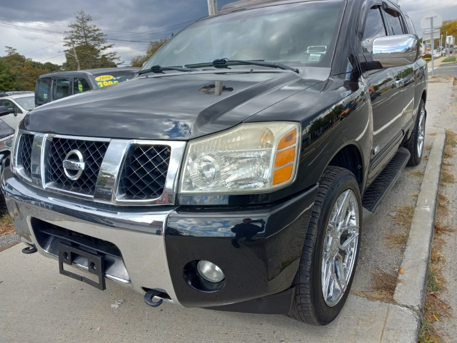 Used 2007 Nissan Armada in Patchogue, New York | Romaxx Truxx. Patchogue, New York