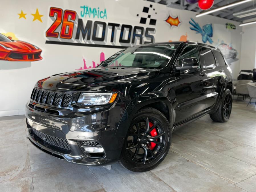Used 2018 Jeep Grand Cherokee SRT in Hollis, New York | Jamaica 26 Motors. Hollis, New York
