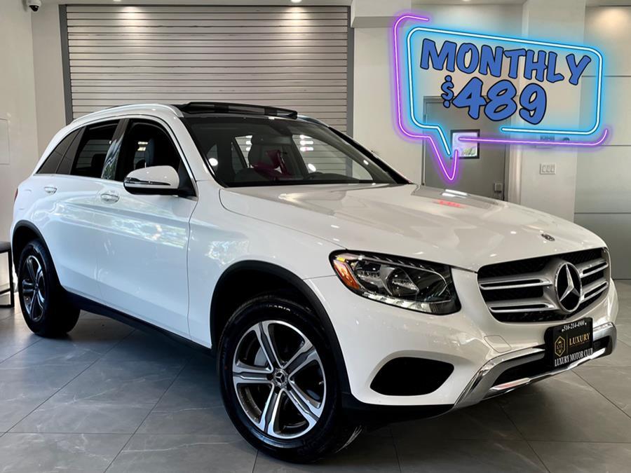 Used Mercedes-Benz GLC GLC 300 4MATIC SUV 2019 | C Rich Cars. Franklin Square, New York