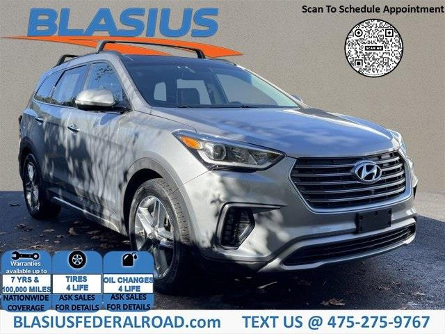 Used Hyundai Santa Fe Limited Ultimate 2017 | Blasius Federal Road. Brookfield, Connecticut