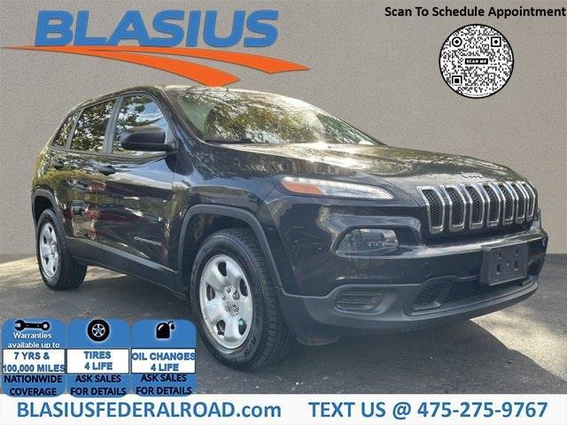 Used Jeep Cherokee Sport 2014 | Blasius Federal Road. Brookfield, Connecticut