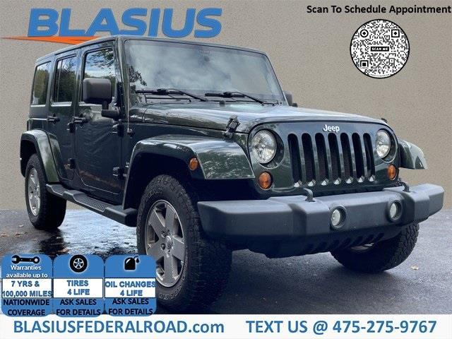 Used Jeep Wrangler Unlimited Sahara 2011 | Blasius Federal Road. Brookfield, Connecticut
