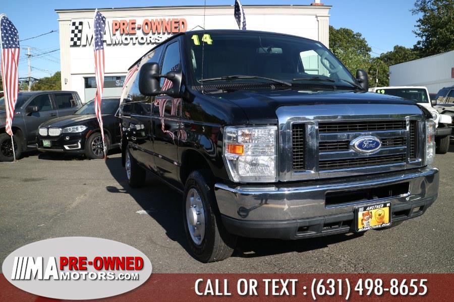 Used Ford Econoline Cargo Van E-150 Commercial 2014 | M & A Motors. Huntington, New York