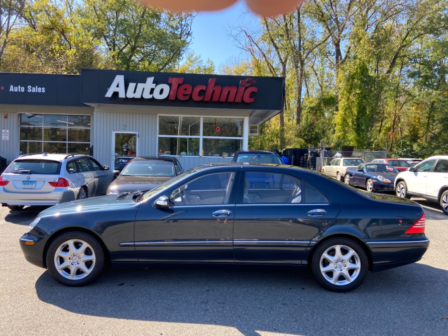 Used 2003 Mercedes-Benz S-430 S Class in New Milford, Connecticut