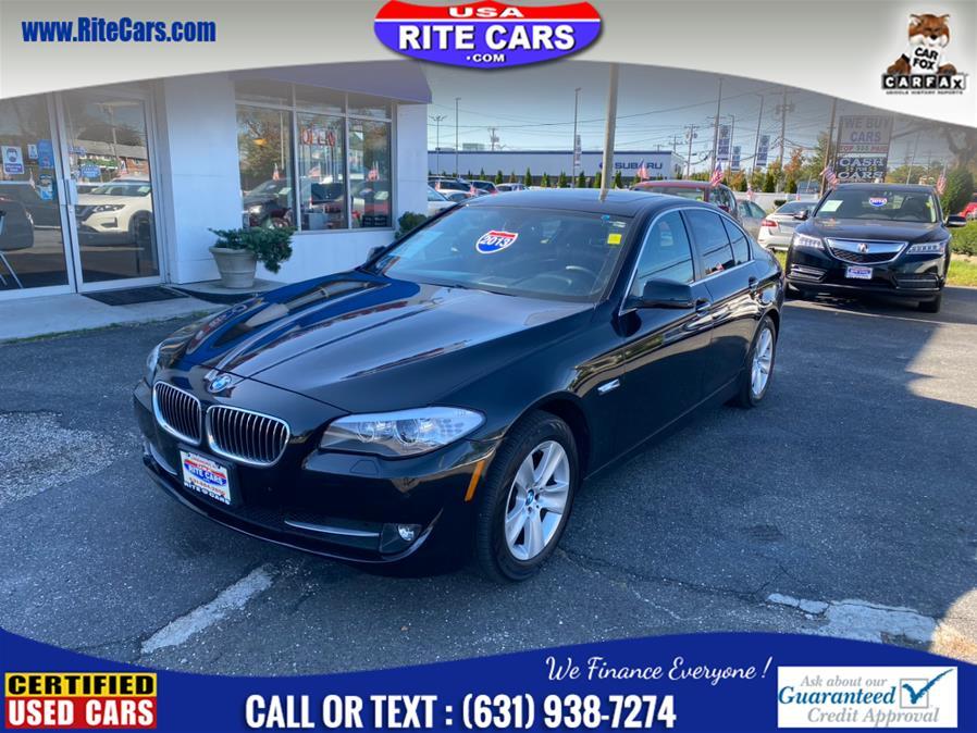 Used 2013 BMW 5 Series in Lindenhurst, New York | Rite Cars, Inc. Lindenhurst, New York
