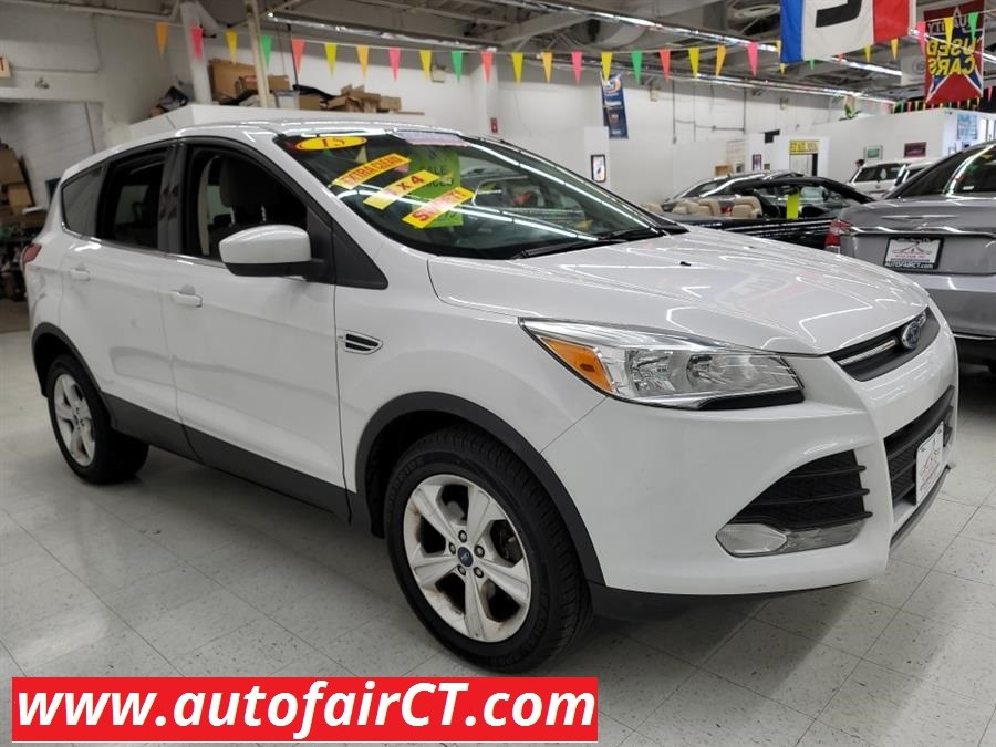 Used 2015 Ford Escape in West Haven, Connecticut