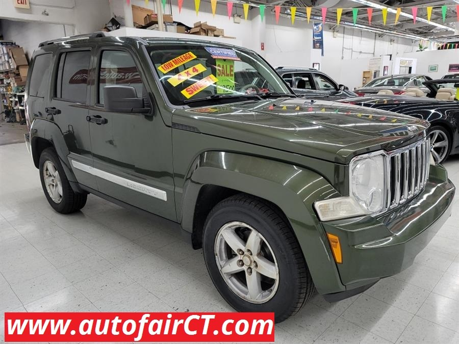 Used 2008 Jeep Liberty in West Haven, Connecticut
